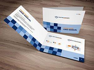 Cestné stavby - stavebná spoločnosť logo manúal  korporátna identita